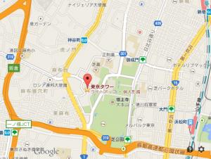 東京タワーマップ