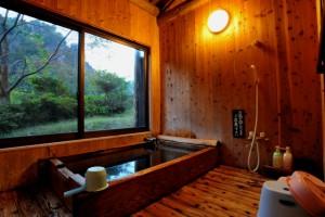 温泉の炭酸水風呂